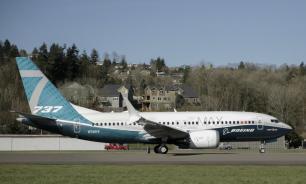 Boeing устранил неисправность самолетов серии 737 MAX