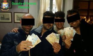 Полицейский участок в Италии закрыт, все сотрудники арестованы