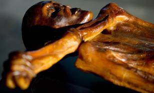 Биологи раскрыли загадку ледяной мумии Эци