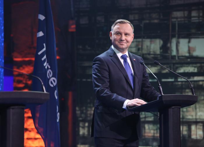 Президент Польши оскорбил Россию во время выступления на Сейме