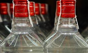 Всё больше за ЗОЖ: в России сократились продажи водки