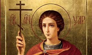 Святой Уар - молитвенник за самоубийц?