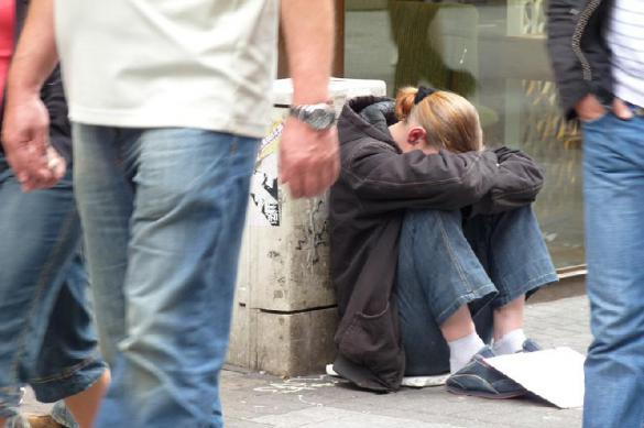 При лукавых подсчетах бедных почти нет