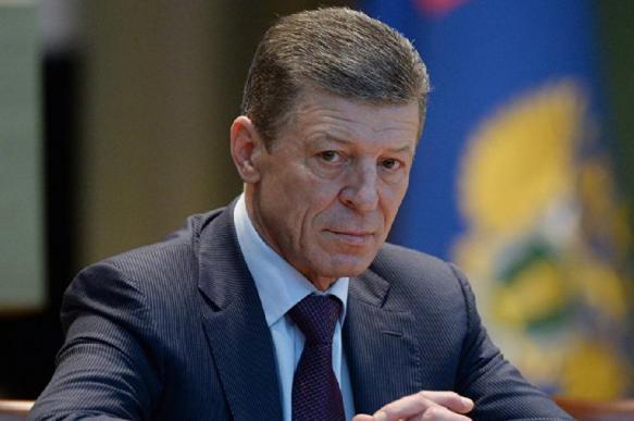 Путин назначил Козака заместителем главы администрации президента