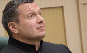 Соловьев выгнал экс-депутата Украины из студии после спора об УПА*
