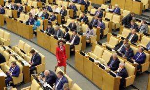 Все депутаты Госдумы подали декларации о доходах за 2019 год