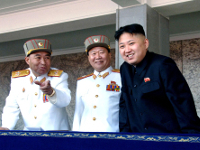 Ким Чен Ын восходит на олимп. Ким Чен Ын восходит на олимп