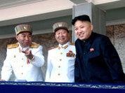 Ким Чен Ын восходит на олимп