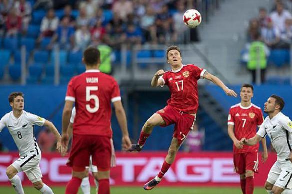 В США назвали спасителей сборной России по футболу