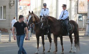 Лошади реагируют на человеческую ярость даже по фото