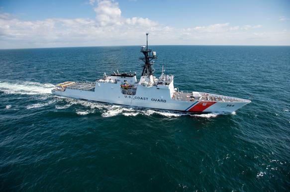 Береговая охрана Венесуэлы выпроводила эсминец США из своих территориальных вод
