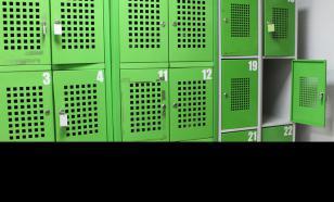 На Кубани в одном из ТЦ ребенка оставили в ячейке камеры хранения