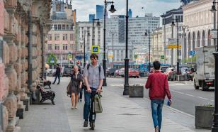 В Совете Федерации оценили прогулки по расписанию в Москве