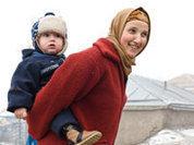 Россию спасут от вымирания матери