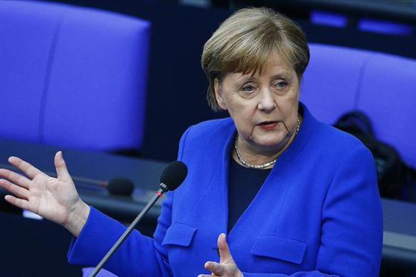 Ангела Меркель назвала условие отмены антироссийских санкций