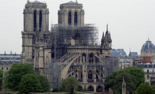 Пожар в Нотр-Дам-де-Пари отравил окрестности Парижа свинцом