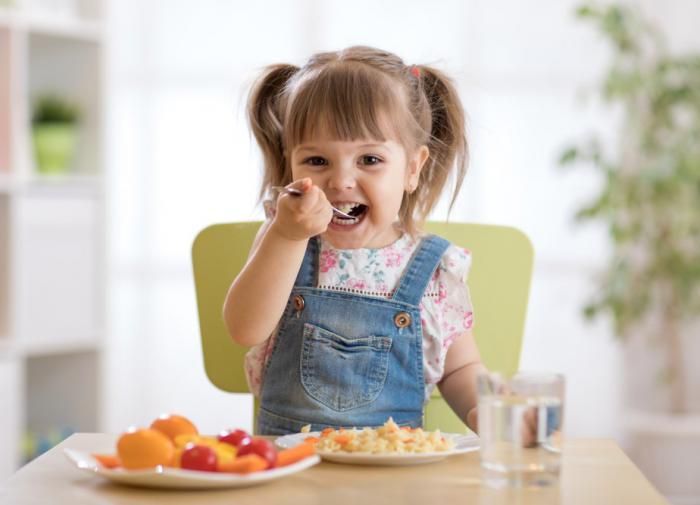 Как кормить ребенка 5-7 лет в дороге
