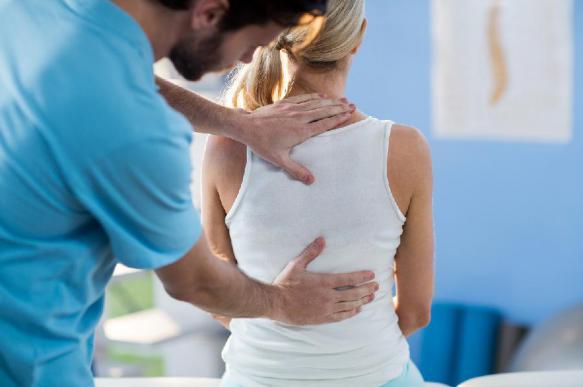 Отчего болит спина?