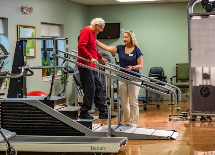 Как выбрать центр медицинской реабилитации