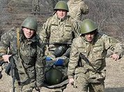 В субботу залпы артиллерии ВСУ раздавались под Донецком в среднем каждые десять минут