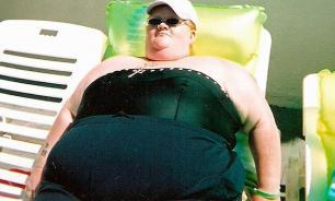 Самый толстый мужчина на планете сбросил 170 кг ради игры на гитаре