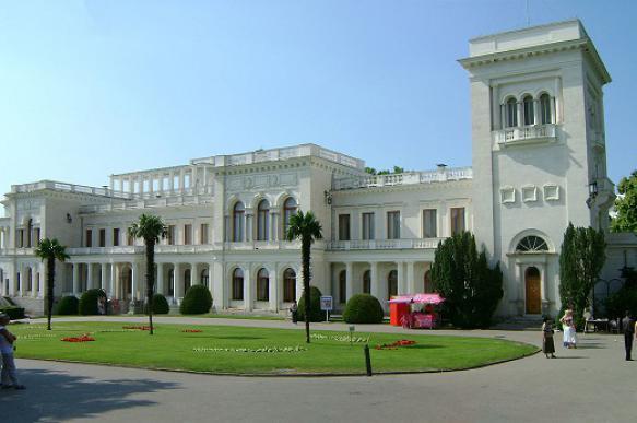 Крымские власти продают Ливадийский дворец