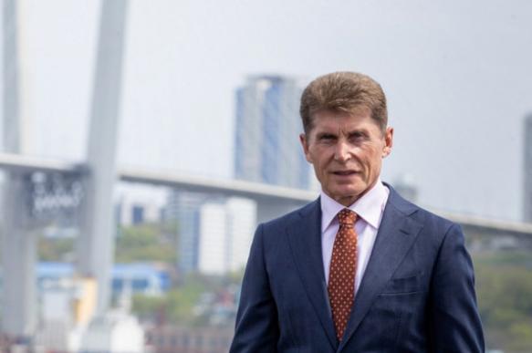 Реформа власти Приморья не увеличит расходы на чиновников - губернатор