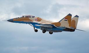 Египет переоборудовал российские МиГ-29М/М2 в топливозаправщики
