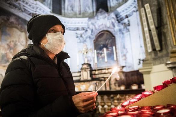 Священнослужитель проклял светские и церковные власти