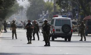 При взрыве в Кабуле пострадали российские дипломаты