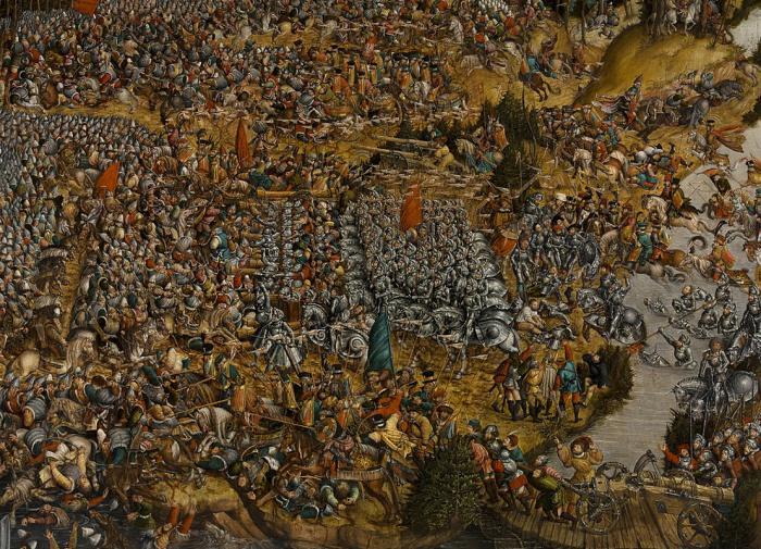 В Раде рассказали о громкой победе над Москвой. Правда, это было 500 лет назад