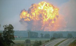Савченко: армейские склады взрывали по личному приказу Порошенко