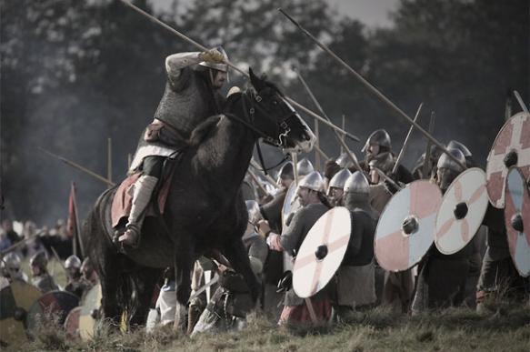 Нормандское завоевание Англии и армия язычников