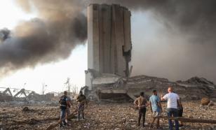 Российский врач рассказал о работе на месте взрыва в Бейруте