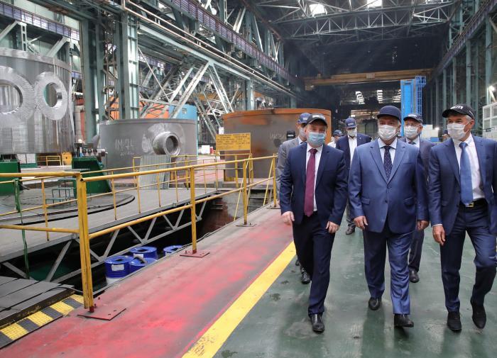 В рекордном режиме:Волгодонск отгружает аппарат для первой турецкой АЭС