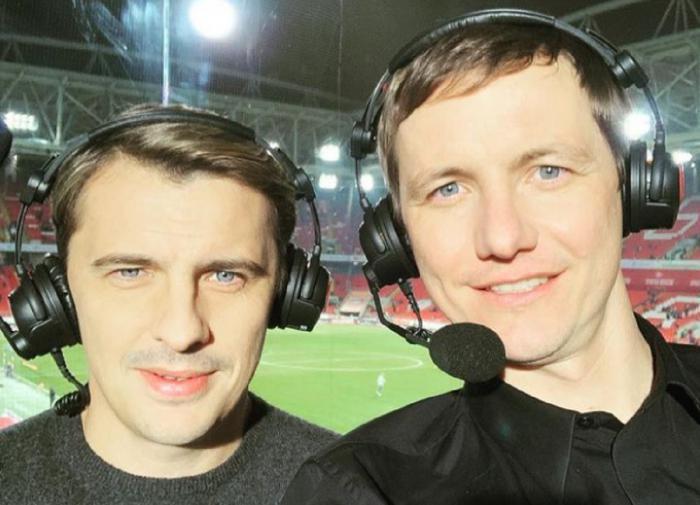 Губерниев и Павлюченко разругались из-за провала сборной России на Евро-2020