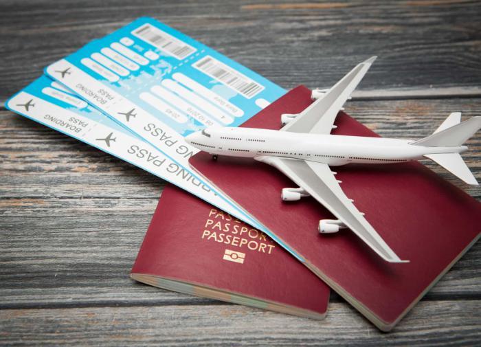Первый самолет вылетел из Тбилиси в Москву