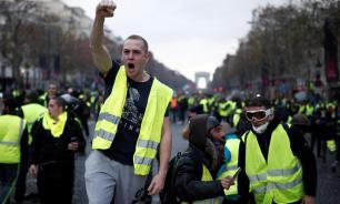 """Движение """"Желтые жилеты"""" охватило регионы Франции"""