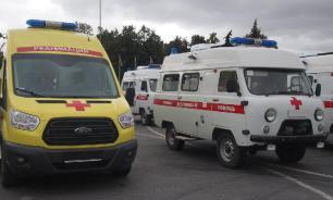 В Москве отравились 16 детей, приехавших на соревнования