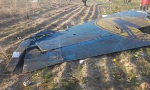 Украинцы хотят найти российскую ракету на месте катастрофы в Иране