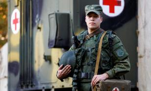 """В российской армии появятся подразделения """"врачебного спецназа"""""""