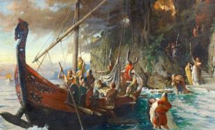 Историк рассказал о погребальном обряде викингов