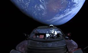 Маск задумал сделать летающую Tesla