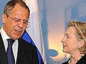 Клинтон прилетела в Москву обсуждать договор по СНВ