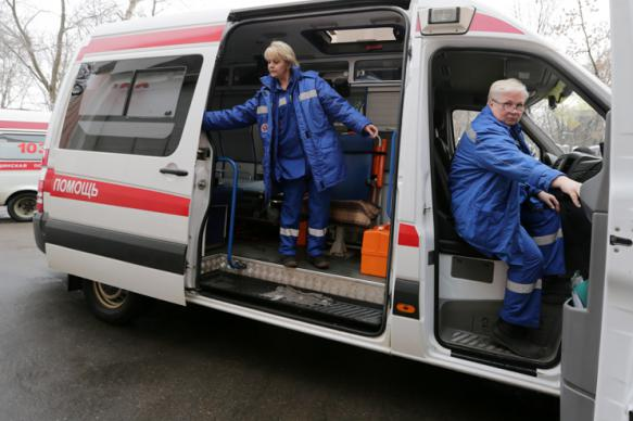 """В России задумались о наказании за ложный вызов """"скорой помощи"""""""