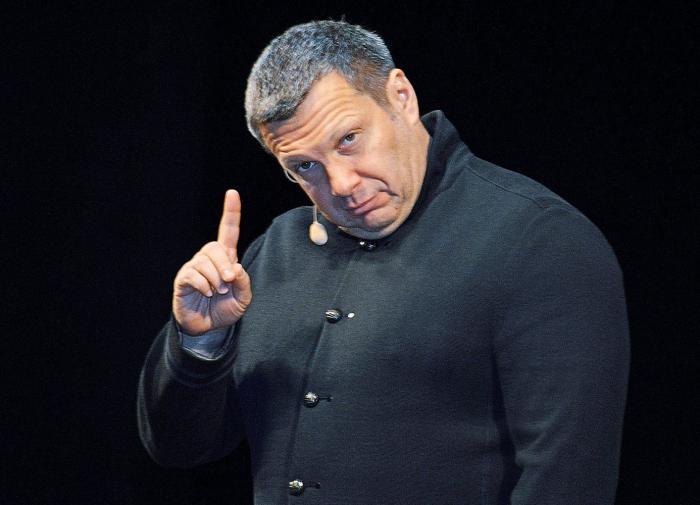 """Соловьёв посоветовал властям Украины """"вернуть Чикаго"""""""