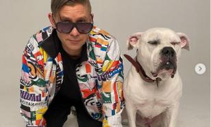 Митя Фомин оправдался за странную фотосессию с собакой