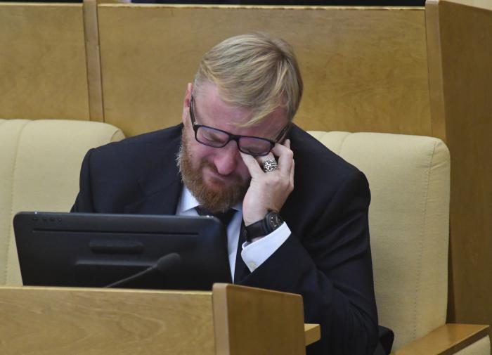 Милонов заявил, что аборты за счёт государства незаконны