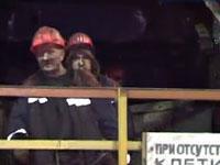 Горняк погиб под завалами украинской шахты.