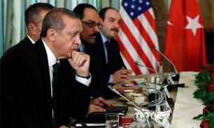 Михаил Леонтьев: В Вашингтоне Эрдогана терпеть не могут